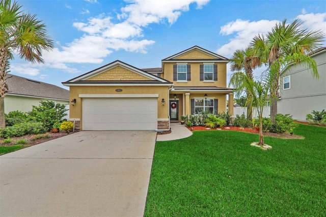 55 Amia Drive, St Augustine, FL 32086 (MLS #198353) :: The DJ & Lindsey Team