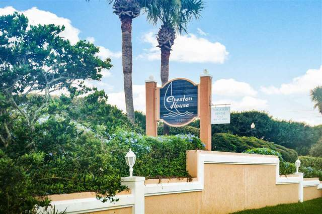 5930 A1a South #4D, St Augustine, FL 32080 (MLS #198357) :: Keller Williams Realty Atlantic Partners St. Augustine