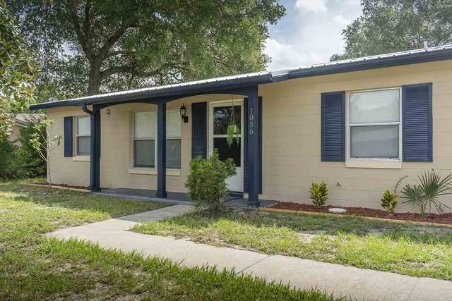 1036 Greco Rd, St Augustine, FL 32086 (MLS #198413) :: Keller Williams Realty Atlantic Partners St. Augustine