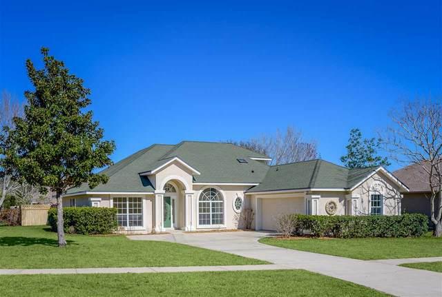 120 Adela St, St Augustine, FL 32086 (MLS #198416) :: Memory Hopkins Real Estate
