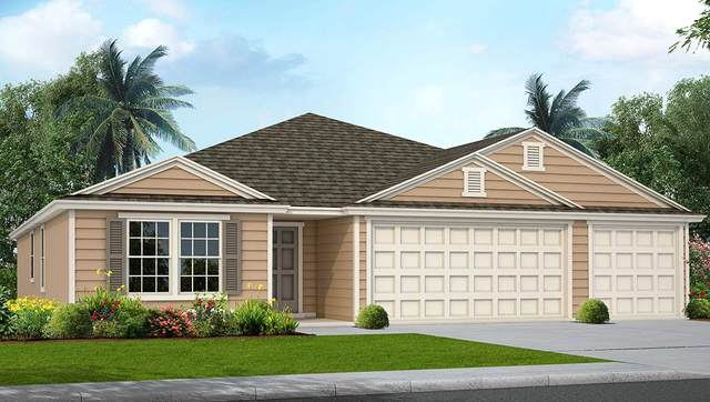 462 Chasewood Drive, St Augustine, FL 32095 (MLS #198423) :: The DJ & Lindsey Team