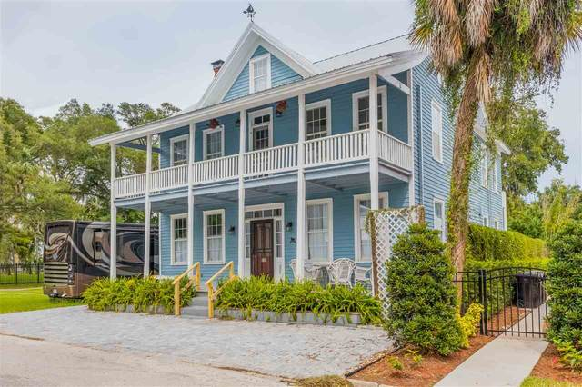 75 Osceola Street, St Augustine, FL 32084 (MLS #198426) :: The Impact Group with Momentum Realty