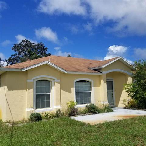 19 Fernwood Ln, Palm Coast, FL 32137 (MLS #198429) :: The DJ & Lindsey Team
