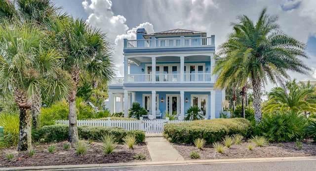 677 Ocean Palm Way, St Augustine, FL 32080 (MLS #198438) :: Keller Williams Realty Atlantic Partners St. Augustine