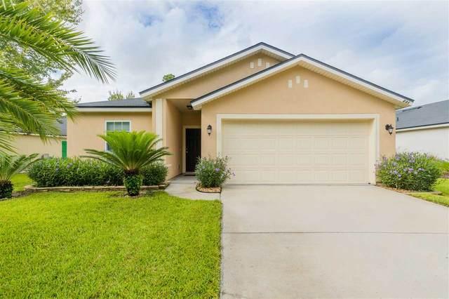 231 N Twin Maple Rd, St Augustine, FL 32084 (MLS #198442) :: Memory Hopkins Real Estate