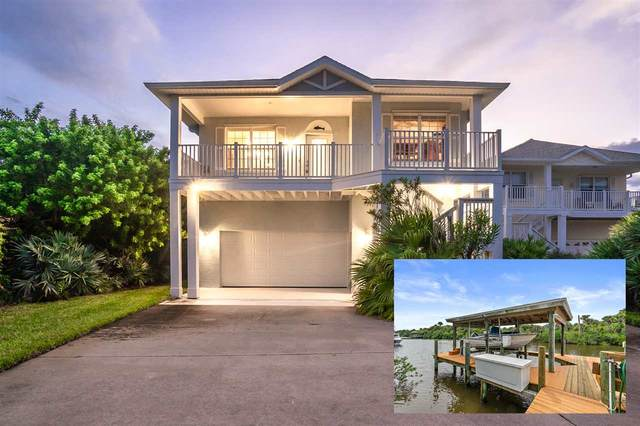 3362 N Ocean Shore Blvd, Flagler Beach, FL 32136 (MLS #198443) :: Memory Hopkins Real Estate