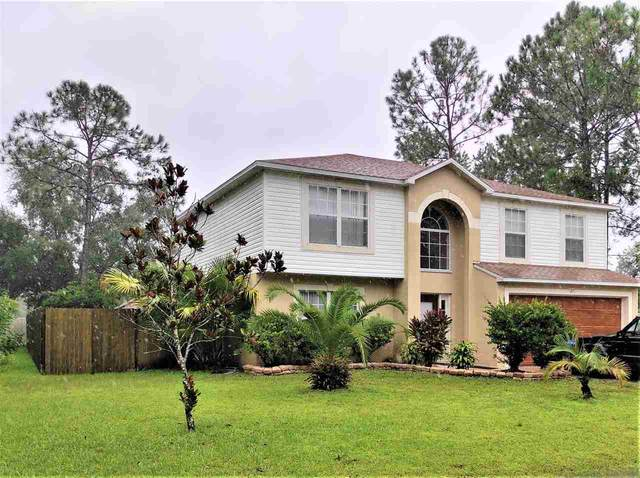21 Slipper Orchid Trl E, Palm Coast, FL 32164 (MLS #198445) :: Memory Hopkins Real Estate