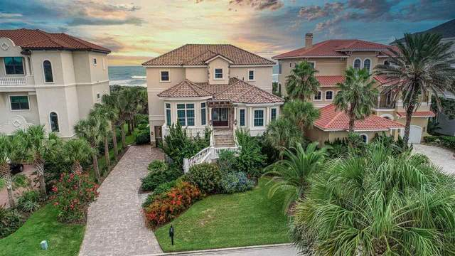 4 N Ocean Ridge Blvd, Palm Coast, FL 32137 (MLS #198446) :: Memory Hopkins Real Estate