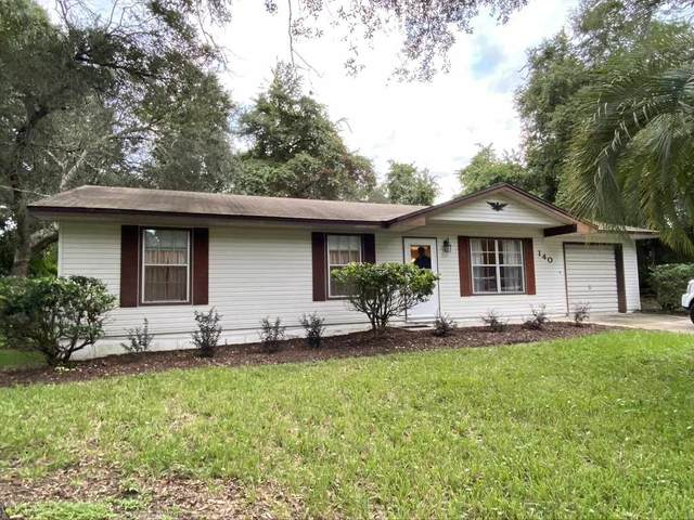 140 Martin Rd, St Augustine, FL 32086 (MLS #198457) :: The Newcomer Group