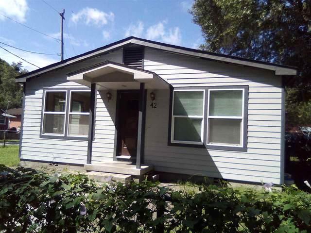 42 S Whitney, St Augustine, FL 32084 (MLS #198460) :: Bridge City Real Estate Co.