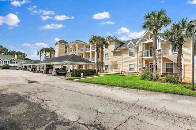 355 N Shore Cir #1334, St Augustine, FL 32092 (MLS #198485) :: Memory Hopkins Real Estate