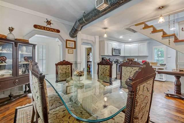 69 Oneida St, St Augustine, FL 32084 (MLS #198546) :: Memory Hopkins Real Estate