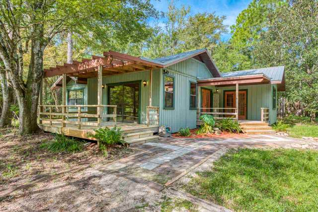 7021 Catlett Road, St Augustine, FL 32095 (MLS #198579) :: The DJ & Lindsey Team