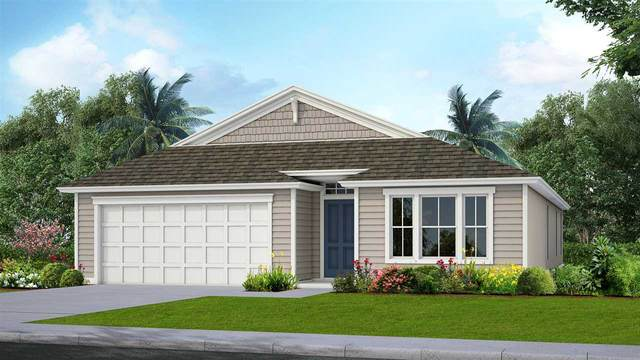 57 Hickory Ridge Road, St Augustine, FL 32084 (MLS #198605) :: The Newcomer Group