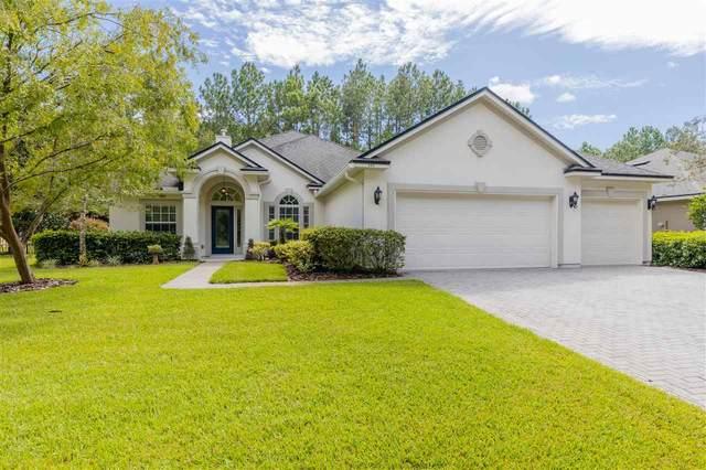 155 Duck Pond Drive, St Augustine, FL 32086 (MLS #198631) :: Bridge City Real Estate Co.