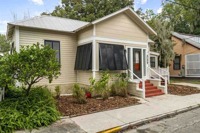 14 Mulberry St, St Augustine, FL 32084 (MLS #198633) :: The DJ & Lindsey Team