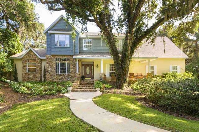 212 Bluebird Lane, St Augustine, FL 32080 (MLS #198666) :: The Perfect Place Team