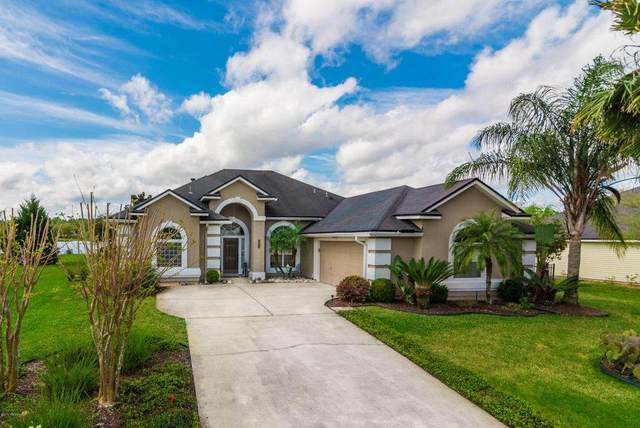 190 Whisper Ridge Dr., St Augustine, FL 32092 (MLS #198688) :: The DJ & Lindsey Team