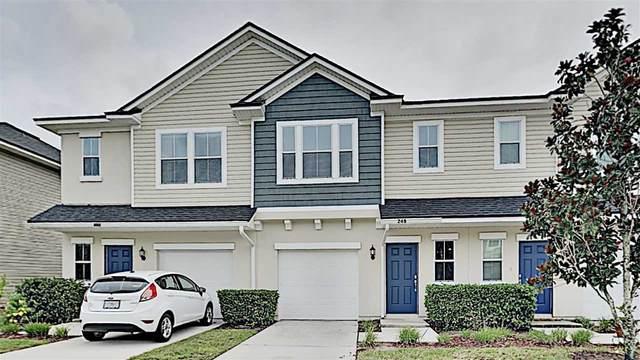 246 Moultrie Village Lane, St Augustine, FL 32086 (MLS #198728) :: Keller Williams Realty Atlantic Partners St. Augustine
