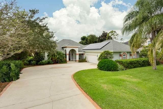 153 Marshside Drive, St Augustine, FL 32080 (MLS #198730) :: The DJ & Lindsey Team