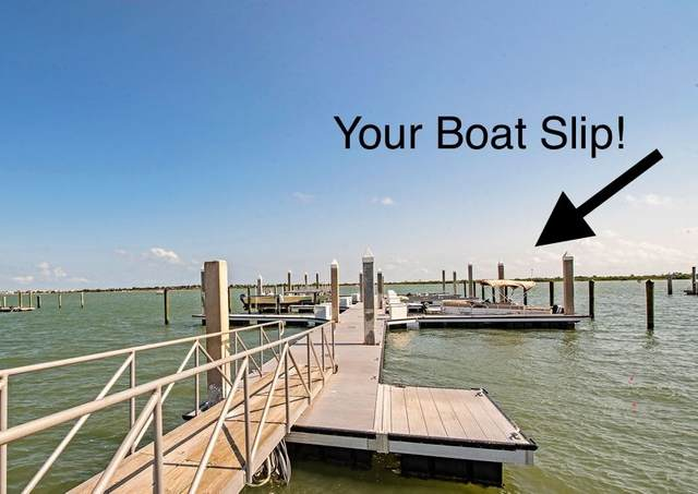 83 Comares Ave #2B + Boat Slip 2B, St Augustine, FL 32080 (MLS #198743) :: The Impact Group with Momentum Realty
