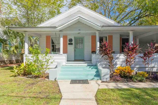 24 Sanchez Ave, St Augustine, FL 32084 (MLS #198765) :: Bridge City Real Estate Co.