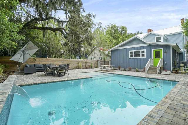 76 Sanford St, St Augustine, FL 32084 (MLS #198783) :: Noah Bailey Group