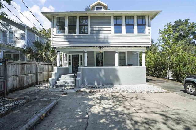 108 Bridge Street, St Augustine, FL 32084 (MLS #198821) :: The DJ & Lindsey Team