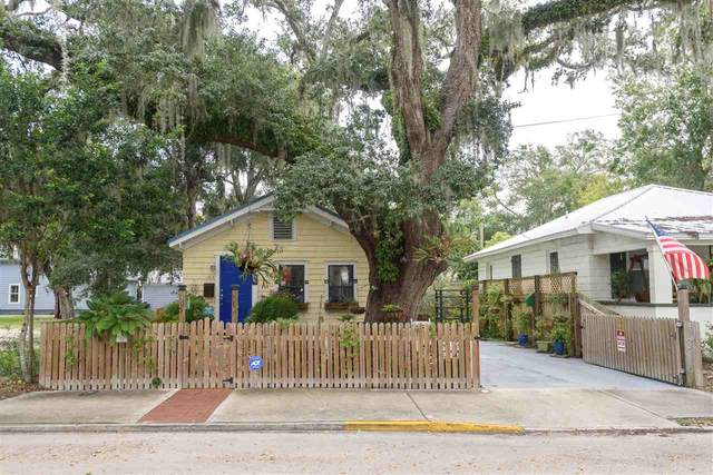 105 Martin Luther King Avenue, St Augustine, FL 32084 (MLS #198822) :: The DJ & Lindsey Team
