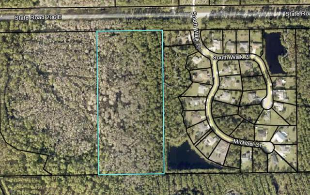 State Road 206, St Augustine, FL 32086 (MLS #198825) :: Keller Williams Realty Atlantic Partners St. Augustine