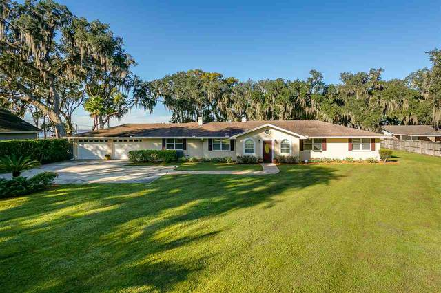 6381 Jack Wright Island Road, St Augustine, FL 32092 (MLS #198830) :: Bridge City Real Estate Co.