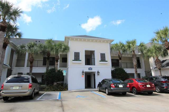 109 Laurel Wood Way W/Garage #205, St Augustine, FL 32086 (MLS #198835) :: 97Park