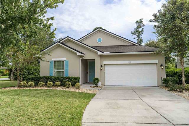125 Plaza Del Rio, St Augustine, FL 32084 (MLS #198846) :: The Impact Group with Momentum Realty