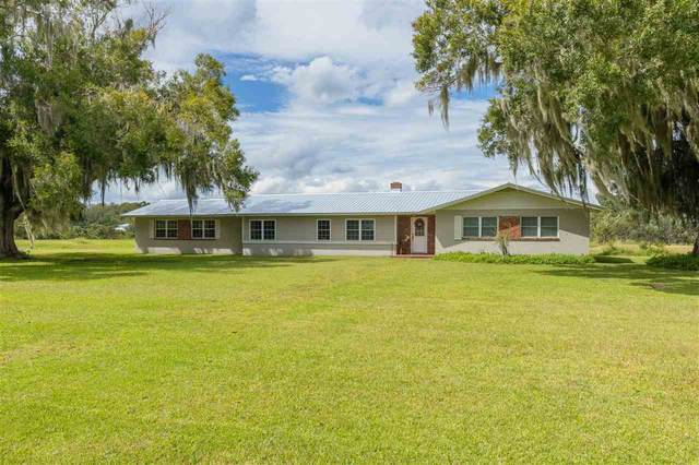 196 Commercial Ave, East Palatka, FL 32131 (MLS #198852) :: The Newcomer Group