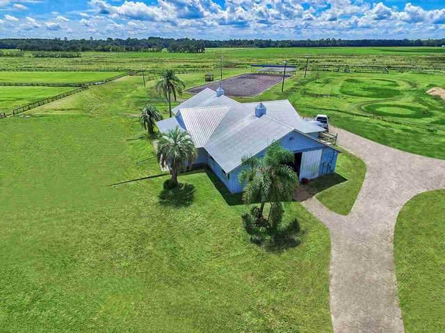 8455 Reid Packing House Rd, Hastings, FL 32145 (MLS #198855) :: Keller Williams Realty Atlantic Partners St. Augustine