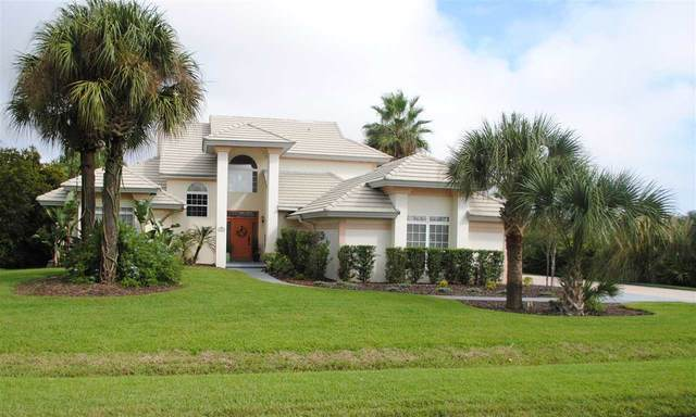 306 Marsh Point Cir, St Augustine Beach, FL 32080 (MLS #198906) :: 97Park