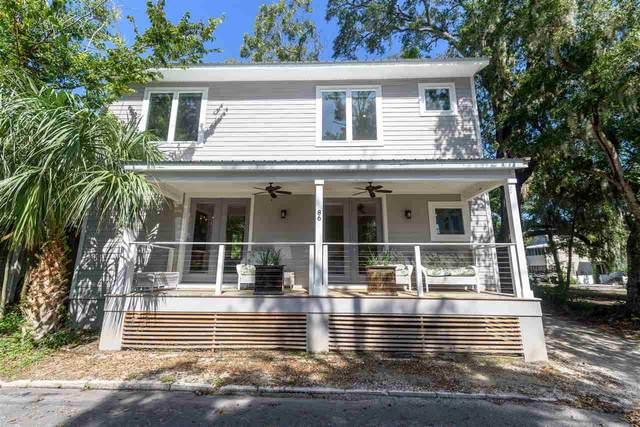 86 De Haven St, St Augustine, FL 32084 (MLS #198912) :: Memory Hopkins Real Estate