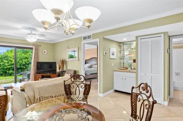 880 A1a Beach Blvd #3127, St Augustine Beach, FL 32080 (MLS #198927) :: MavRealty