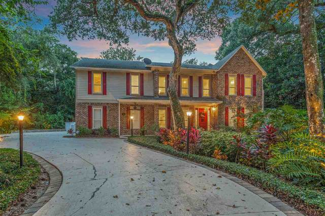 345 Redwing Lane, St Augustine Beach, FL 32080 (MLS #198929) :: The Impact Group with Momentum Realty