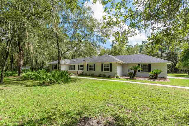 5525 St Ambrose Church Road, Elkton, FL 32033 (MLS #198939) :: 97Park