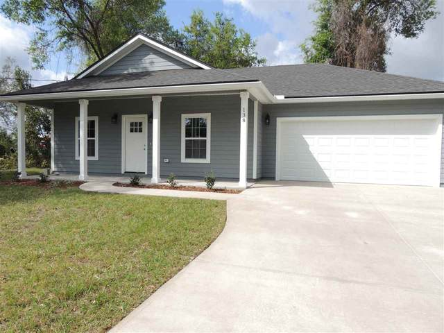 220 Yale Rd, St Augustine, FL 32086 (MLS #198951) :: The Impact Group with Momentum Realty