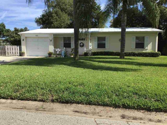 321 Chapel Rd, St Augustine, FL 32084 (MLS #198959) :: The Impact Group with Momentum Realty