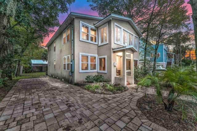 127 De Haven Street, St Augustine, FL 32084 (MLS #198960) :: 97Park