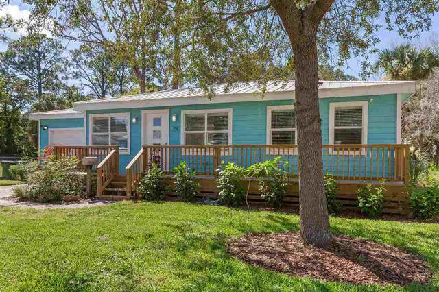 28 Atlantic Ave, St Augustine, FL 32084 (MLS #198973) :: Keller Williams Realty Atlantic Partners St. Augustine