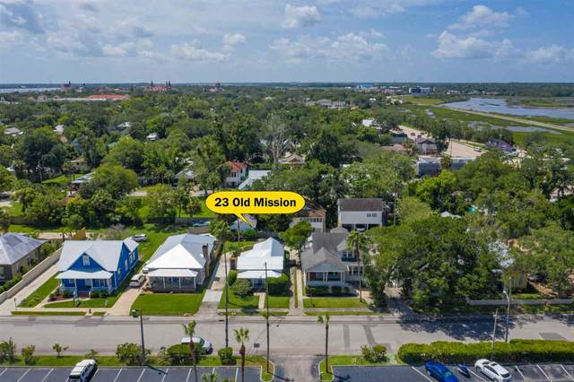 23 Old Mission Ave, St Augustine, FL 32084 (MLS #198983) :: The Perfect Place Team