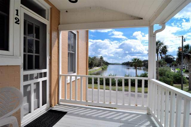 172 Cordova St #12, St Augustine, FL 32084 (MLS #198986) :: The Impact Group with Momentum Realty