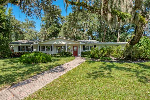 47 Willow Dr, St Augustine, FL 32080 (MLS #199001) :: The Impact Group with Momentum Realty