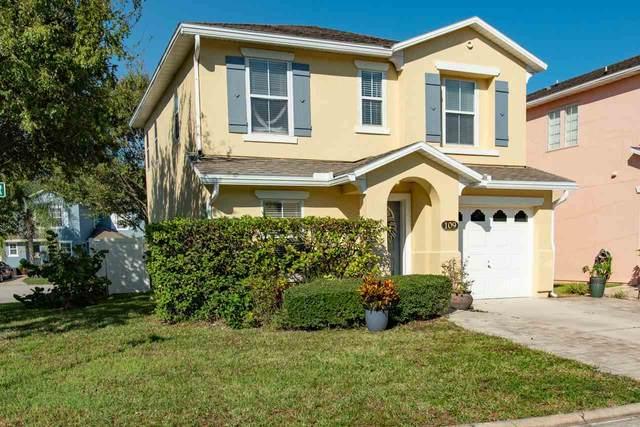 109 Bay Bridge Drive, St Augustine, FL 32080 (MLS #199002) :: Keller Williams Realty Atlantic Partners St. Augustine