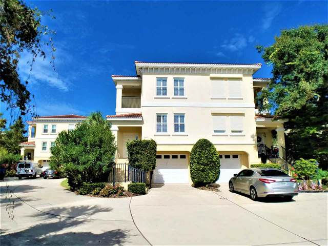 2103 Windjammer Ln, St Augustine, FL 32084 (MLS #199003) :: The Impact Group with Momentum Realty