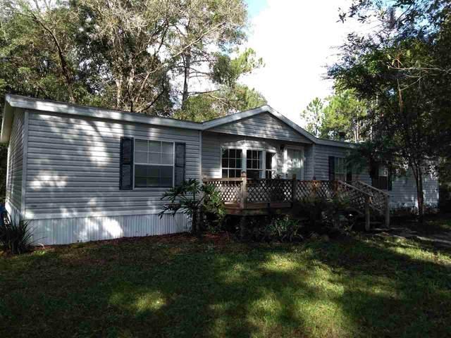 10465 W Deep Creek Blvd, Hastings, FL 32145 (MLS #199005) :: The DJ & Lindsey Team